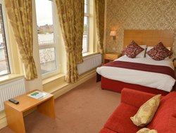 Top-4 hotels in the center of Lowestoft