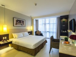 Muntinlupa City hotels with restaurants