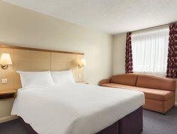 Cannock hotels with restaurants