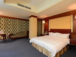 Top-10 hotels in the center of Taoyuan City