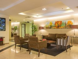 Bauru hotels with restaurants