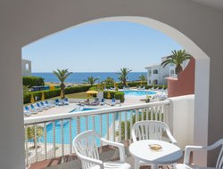 Cala'n Bosch hotels with sea view