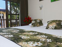 Top-5 hotels in the center of Nadi
