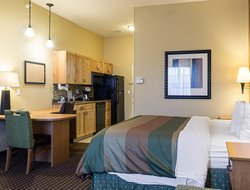 Top-9 hotels in the center of Williston