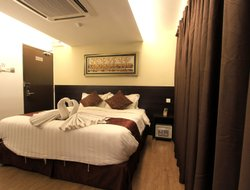 Top-10 hotels in the center of Kuala Terengganu