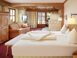 Ehrwald hotels for families with children