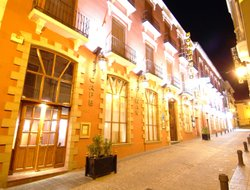 Top-7 hotels in the center of Guadix