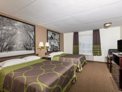 Top-8 hotels in the center of Edson
