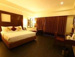 Top-10 hotels in the center of Hyderabad