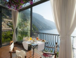 The most expensive Positano hotels