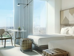 Los Angeles hotels with panoramic view