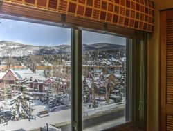 Top-3 hotels in the center of Breckenridge