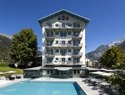 Top-3 of luxury Chamonix hotels