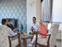 Samsun hotels with Russian personnel