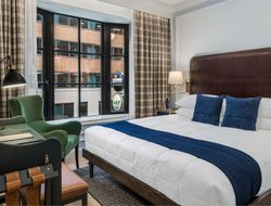 New York City hotels with restaurants
