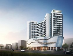 Gangneung hotels with swimming pool