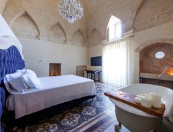 The most expensive Matera hotels