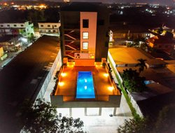 Surat Thani City hotels with swimming pool