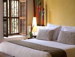 Top-10 romantic Cartagena de Indias hotels