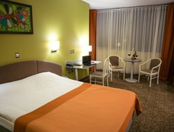 Top-3 hotels in the center of Galati