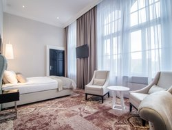 Top-10 hotels in the center of Gdansk