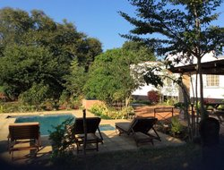 Livingstone hotels with swimming pool