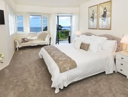 New Zealand hotels with sea view