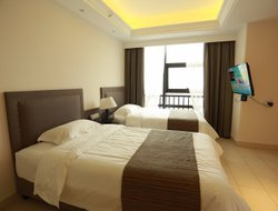 Haikou hotels with river view