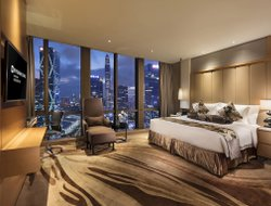 Top-10 hotels in the center of Shenzhen