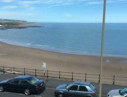 Scarborough hotels with sea view