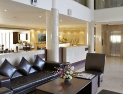 Business hotels in Cyberabad