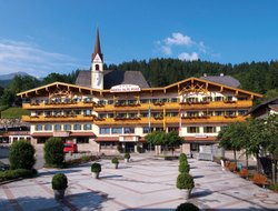 Top-8 hotels in the center of Fieberbrunn