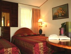 Top-10 hotels in the center of La Fortuna