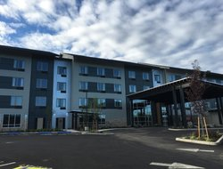 Pets-friendly hotels in Bend