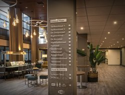 Wageningen hotels with restaurants