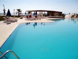 Pervolia hotels with swimming pool