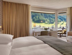 Davos-Platz hotels with swimming pool