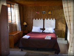 Top-10 hotels in the center of Calafate