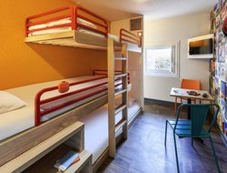 Pets-friendly hotels in St. Denis