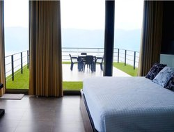 El Salvador hotels with lake view