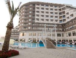 Antalya hotels with sea view