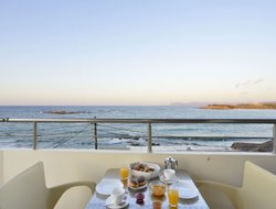 Kato Galatas hotels with sea view