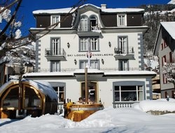 Top-5 romantic Engelberg hotels