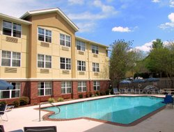Top-10 hotels in the center of Alpharetta