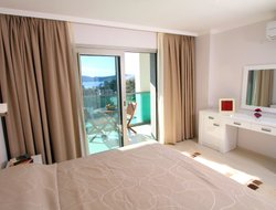 Bodrum hotels with sea view