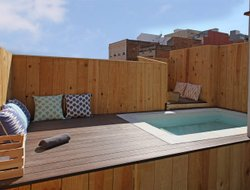 Hospitalet de Llobregat hotels with swimming pool