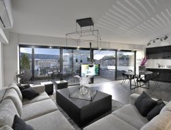 Athens hotels with panoramic view
