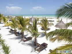 Holbox hotels with restaurants