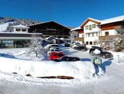 Top-10 hotels in the center of Flachau