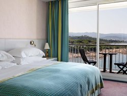 Ajaccio hotels with swimming pool